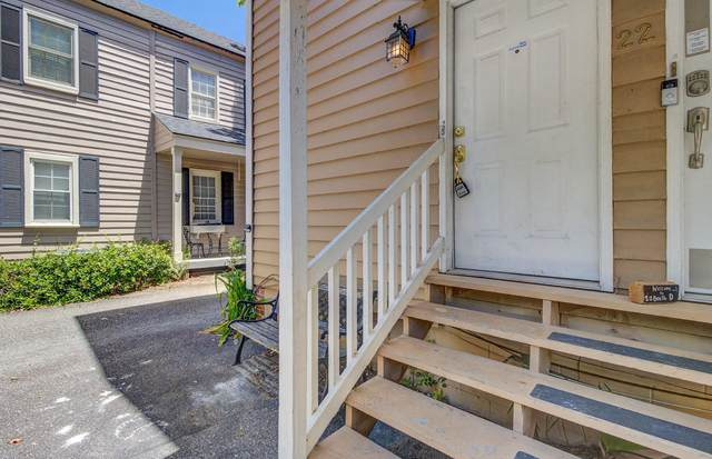 22 Bee Street B, Charleston, SC 29403 (#20026426) :: The Cassina Group