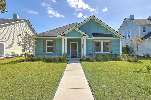 3929 Bessemer Road, Mount Pleasant, SC 29466 (#20026496) :: The Cassina Group