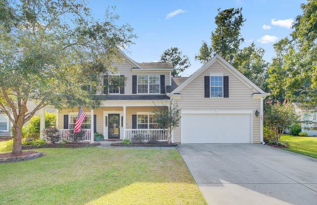 105 Chancellors Drive, Summerville, SC 29485 (#20026512) :: Realty One Group Coastal