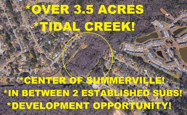 0 Miles-Jamison Road, Summerville, SC 29485 (#20026519) :: Realty ONE Group Coastal