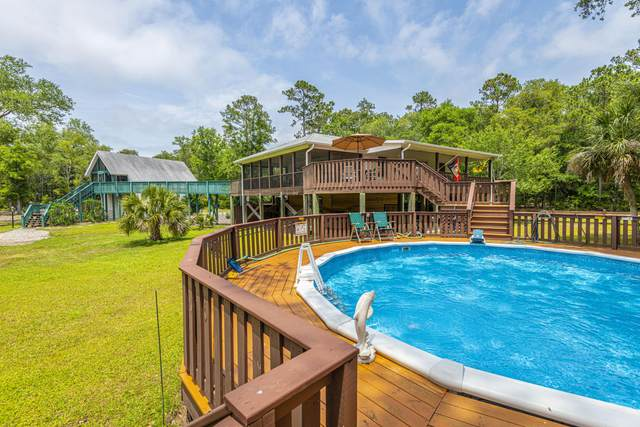 8408 Palmetto Road, Edisto Island, SC 29438 (#20026575) :: The Cassina Group