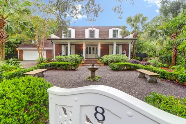 8 Cochran Court, Charleston, SC 29407 (#20026620) :: The Cassina Group