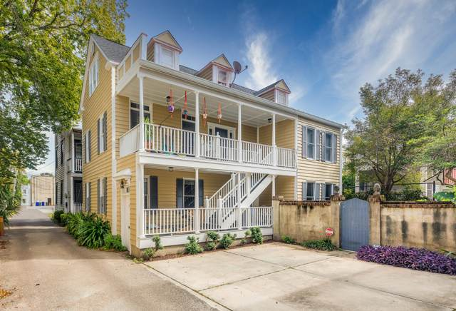 13 Jacobs Alley, Charleston, SC 29401 (#20026661) :: Realty One Group Coastal