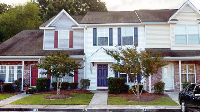 571 Truman Drive, Goose Creek, SC 29445 (#20026669) :: Realty One Group Coastal