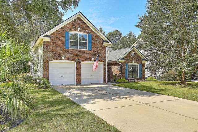 108 Marsh Pointe Road, Summerville, SC 29485 (#20026677) :: Realty One Group Coastal