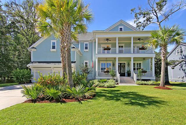 2932 Yachtsman Drive, Mount Pleasant, SC 29466 (#20026684) :: The Cassina Group