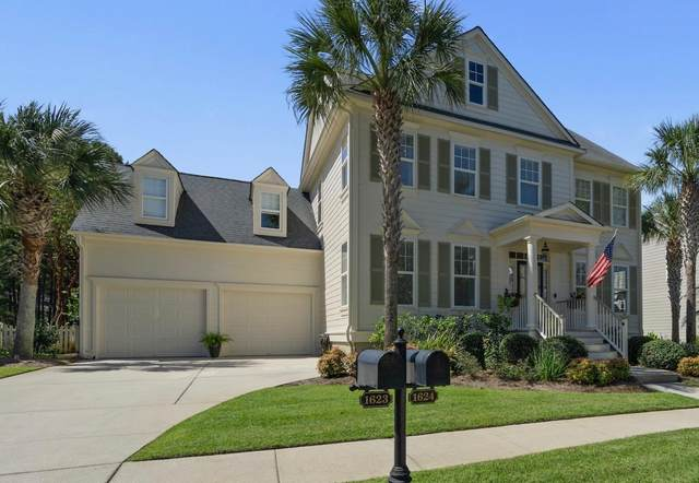 1624 Collier Street, Mount Pleasant, SC 29466 (#20026691) :: The Cassina Group