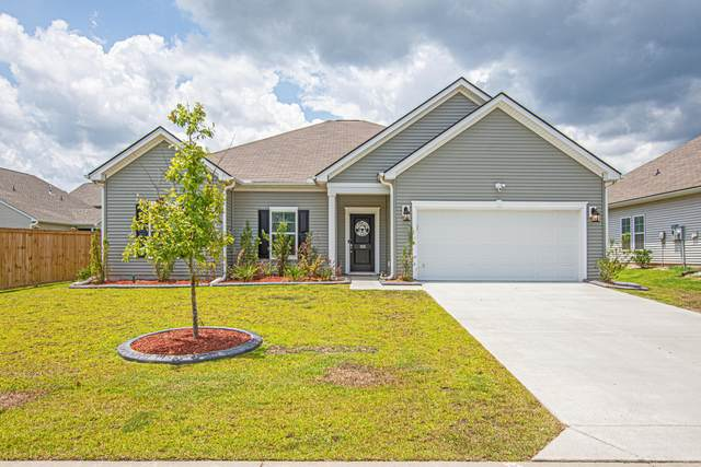 153 Firethorn Drive, Goose Creek, SC 29445 (#20026730) :: Realty ONE Group Coastal