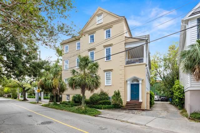 65 Vanderhorst Street D, Charleston, SC 29403 (#20026865) :: The Cassina Group