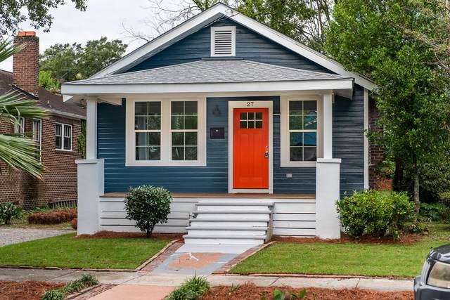 27 N Enston Avenue, Charleston, SC 29403 (#20026871) :: The Cassina Group