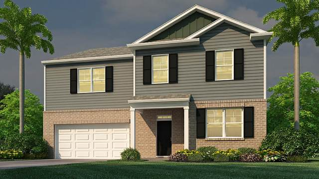 324 Willow Pointe Circle, Summerville, SC 29486 (#20026882) :: The Cassina Group