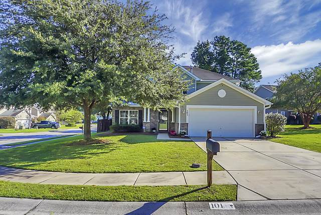 101 Writing Court, Ladson, SC 29456 (#20027063) :: Realty ONE Group Coastal