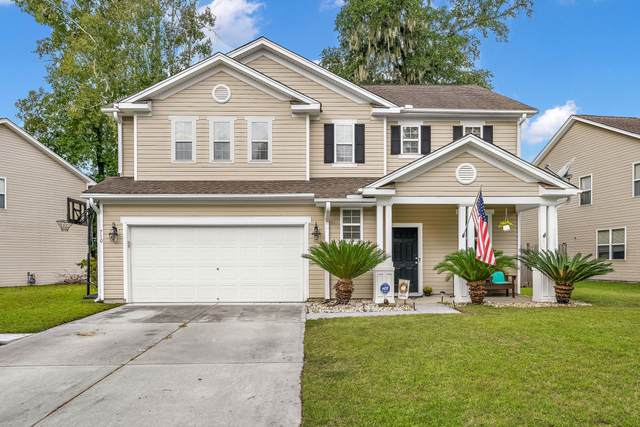 710 Professor Drive, Ladson, SC 29456 (#20027065) :: Realty ONE Group Coastal