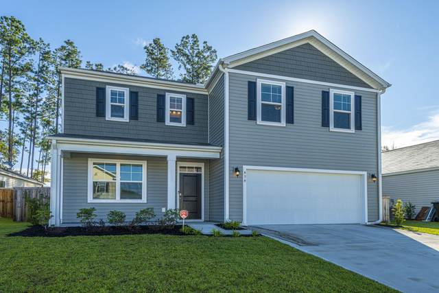 434 Buckhannon Lane, Moncks Corner, SC 29461 (#20027066) :: The Gregg Team