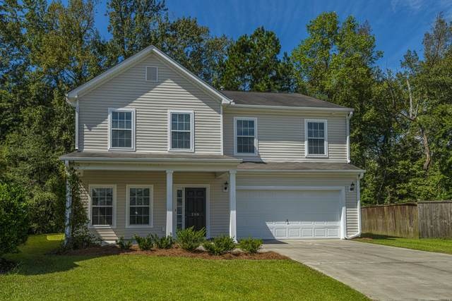 209 Willet Dr Drive, Summerville, SC 29485 (#20027074) :: Realty ONE Group Coastal