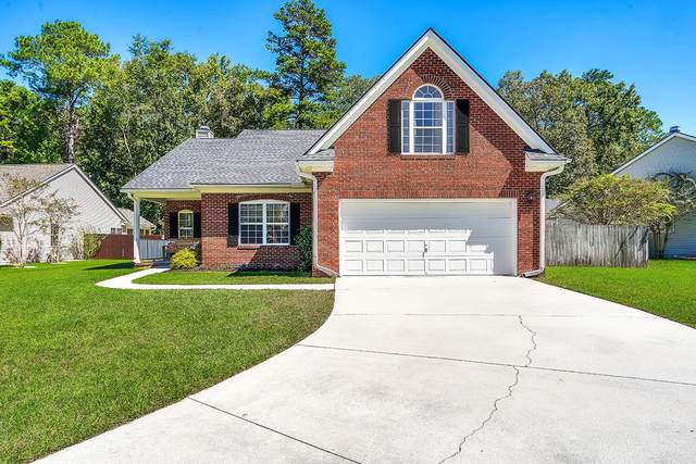 123 Oakbluff Road, Summerville, SC 29485 (#20027205) :: Realty ONE Group Coastal