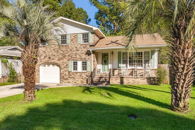 201 Pinewood Drive, Summerville, SC 29483 (#20027223) :: Realty ONE Group Coastal