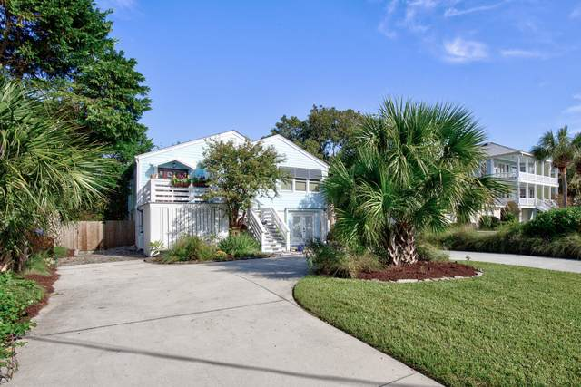 519 Carolina Boulevard, Isle Of Palms, SC 29451 (#20027242) :: The Cassina Group