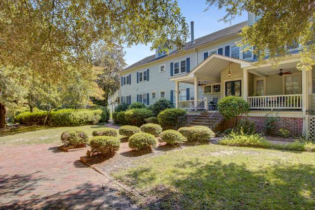 116 W 5th South Street A, Summerville, SC 29483 (#20027265) :: The Cassina Group
