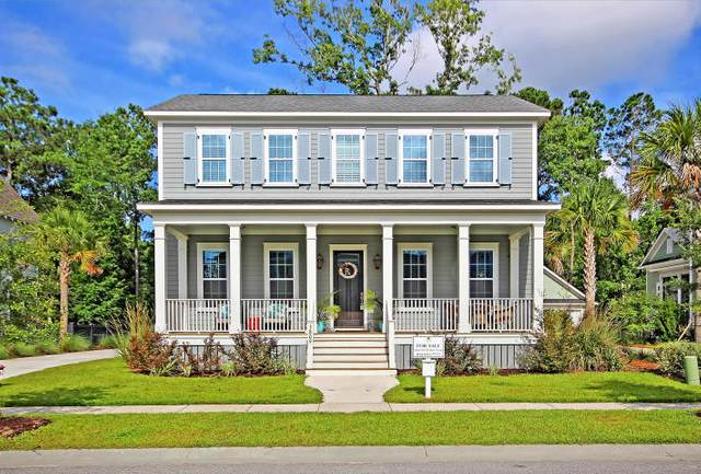 3809 Maidstone Drive, Mount Pleasant, SC 29466 (#20027278) :: The Cassina Group