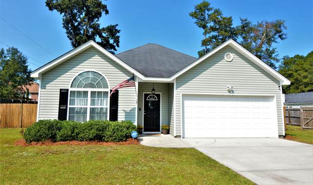 107 Dahlia Street, Walterboro, SC 29488 (#20027290) :: Realty ONE Group Coastal