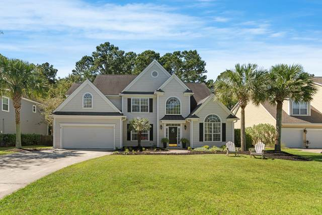 3141 Grass Marsh Drive, Mount Pleasant, SC 29466 (#20027295) :: Realty ONE Group Coastal