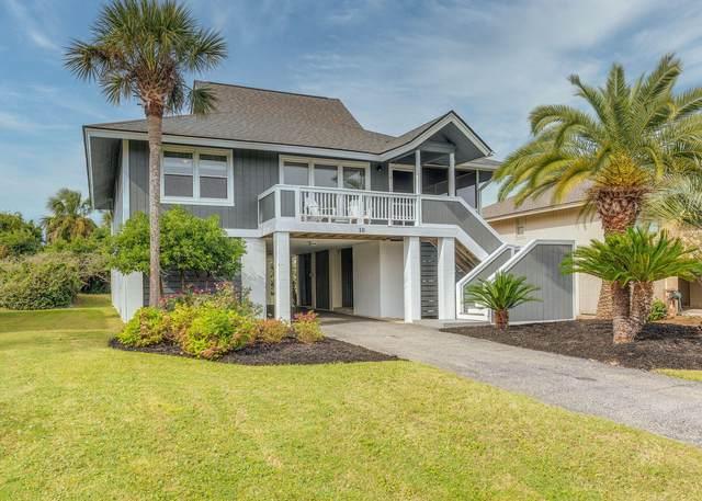 10 Beachside Drive, Isle Of Palms, SC 29451 (#20027353) :: The Gregg Team