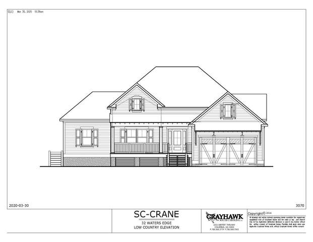 121 Waters Edge Lane, Moncks Corner, SC 29461 (#20027354) :: Realty ONE Group Coastal