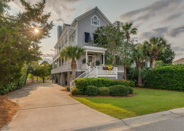 67 Morgan Place Drive, Isle Of Palms, SC 29451 (#20027382) :: Realty ONE Group Coastal