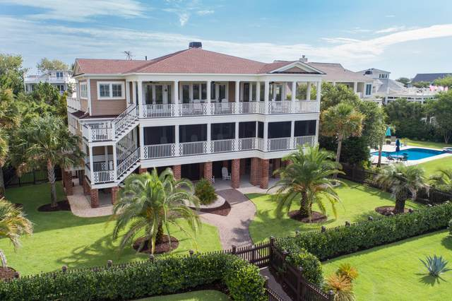 106 Charleston Boulevard, Isle Of Palms, SC 29451 (#20027561) :: The Cassina Group