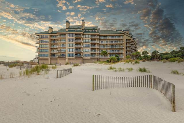 1207 Ocean Club 1/13Th Share, Isle Of Palms, SC 29451 (#20027577) :: Realty ONE Group Coastal