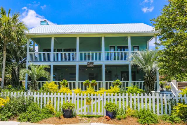2201 Palm Boulevard, Isle Of Palms, SC 29451 (#20027604) :: The Cassina Group