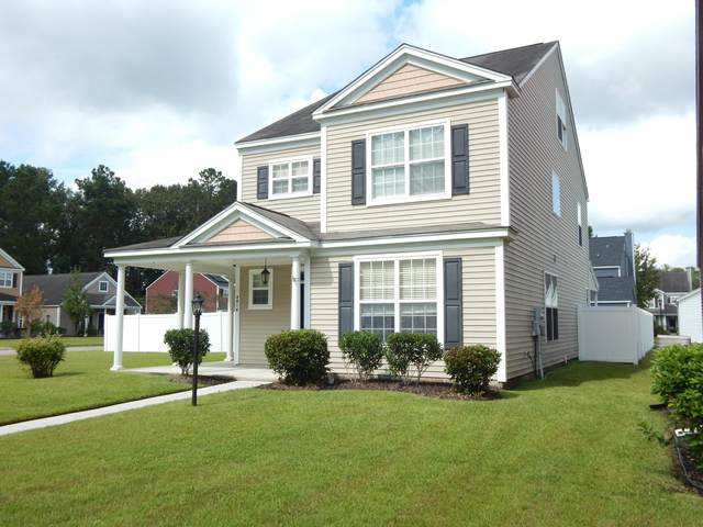 4814 E Red Maple Circle, Summerville, SC 29485 (#20027715) :: The Cassina Group