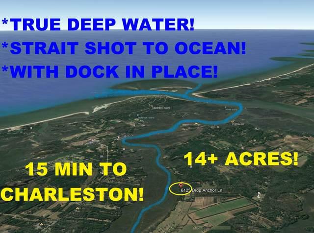 6125 Drop Anchor Lane, Wadmalaw Island, SC 29487 (#20027781) :: Realty ONE Group Coastal