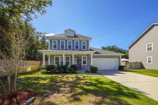 1574 Fishbone Drive, Johns Island, SC 29455 (#20027792) :: The Gregg Team