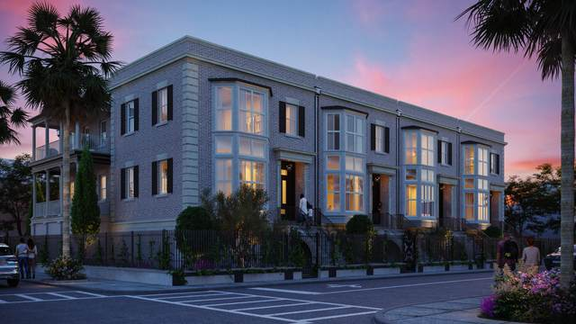 122 Beaufain Street A, Charleston, SC 29401 (#20027952) :: The Cassina Group