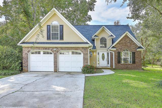 5513 Gallatin Lane, North Charleston, SC 29420 (#20027964) :: Realty ONE Group Coastal