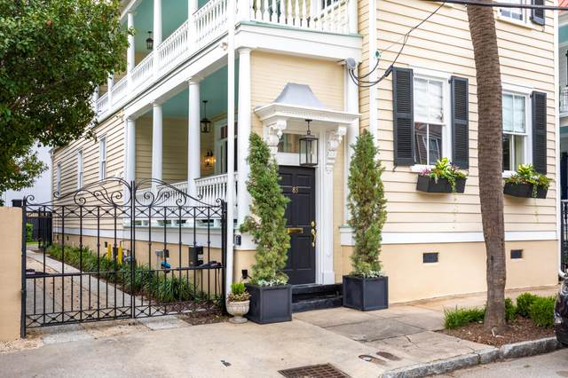 83 Alexander Street A, Charleston, SC 29403 (#20028229) :: The Cassina Group