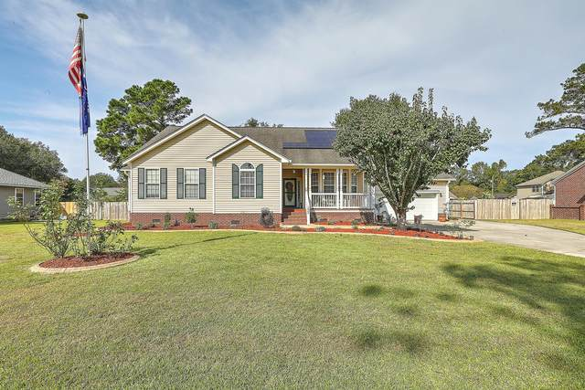 1009 Striper Avenue, Moncks Corner, SC 29461 (#20028246) :: The Gregg Team
