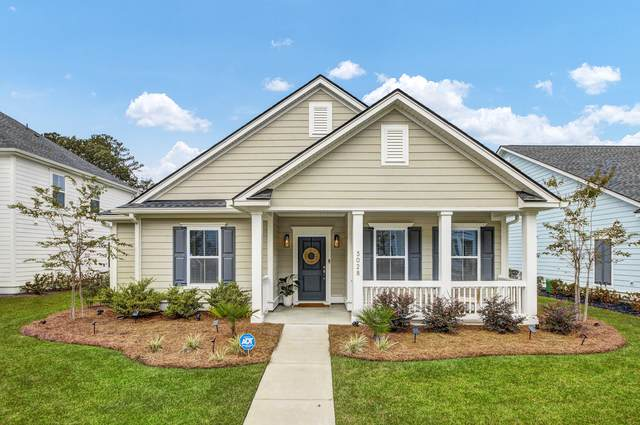 3028 Caspian Court, Mount Pleasant, SC 29466 (#20028264) :: The Cassina Group