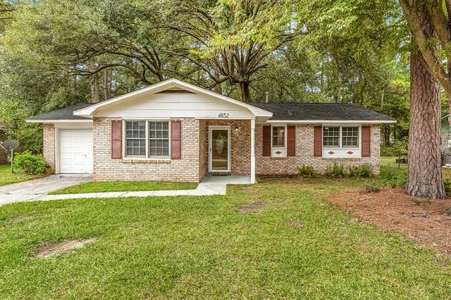 4852 Foxwood Drive, North Charleston, SC 29418 (#20028351) :: Realty ONE Group Coastal