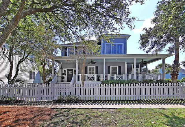 2520 Rivertowne Parkway, Mount Pleasant, SC 29466 (#20028379) :: The Cassina Group