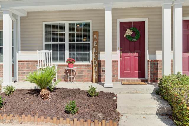 302 Twin Tree Drive, Summerville, SC 29485 (#20028387) :: Realty One Group Coastal