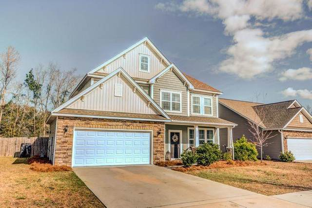 3236 Dunwick Drive, Johns Island, SC 29455 (#20028508) :: The Gregg Team
