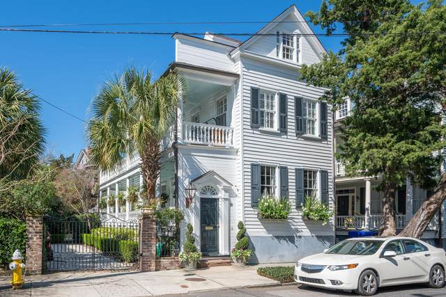 25 Smith Street, Charleston, SC 29401 (#20028517) :: Realty One Group Coastal