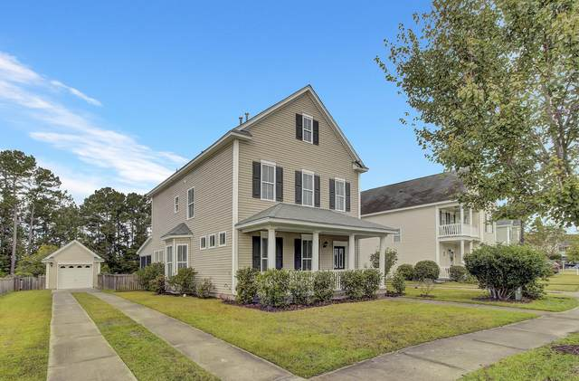 1937 Hubbell Drive, Mount Pleasant, SC 29466 (#20028535) :: The Cassina Group