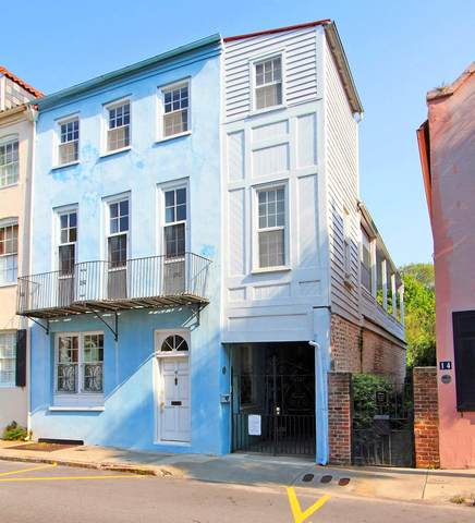 16 Queen Street, Charleston, SC 29401 (#20028583) :: Realty One Group Coastal