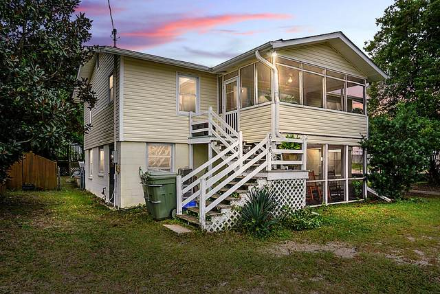 616 Palm Boulevard, Isle Of Palms, SC 29451 (#20028592) :: The Cassina Group