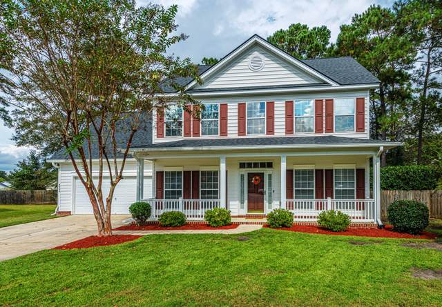 4908 Tangier Place, Summerville, SC 29485 (#20028610) :: The Cassina Group