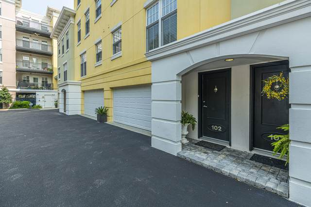 498 Albemarle Road #102, Charleston, SC 29407 (#20028614) :: The Cassina Group